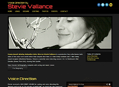 Voice Direction by Stevie Vallance